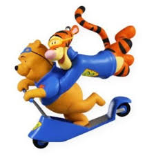 tigger and pooh. Fine Tigger 2009 My Friends Tigger And Pooh Hallmark Keepsake Ornament Scroll  Down For Additional Details Throughout And G