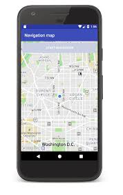 Build a navigation app for Android | Mapbox