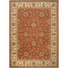 artistic weavers franklin terracotta 10 ft x 14 ft area rug