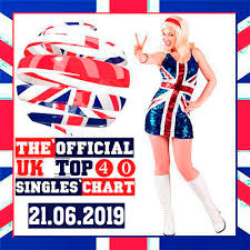 The Uk Top 40 Singles Chart Va The Official Uk Top 40 Singles Chart 21 06 2019 2019