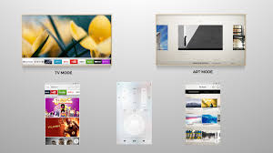 Picture Frame Design App Samsung Frame Tv Companion App Melinda Yang Ux Portfolio