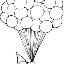 Small Picture Hot Air Balloon Coloring Pages Clipart Panda Free Clipart Images
