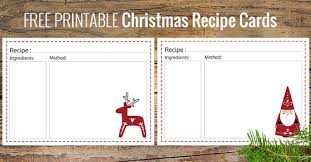 Ten Delicious Food Gifts + Free Printable Recipe Cards