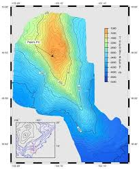What Do The Colors Denote In A Bathymetric Chart Bathymetric Chart Wikipedia
