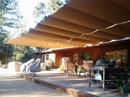patio cover lighting ideas. Cable And Canvas Patio Cover Lighting Ideas