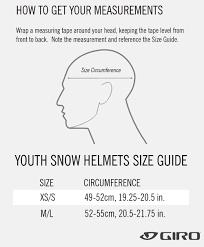 Buy Giro Slingshot Snow Helmet Online At Low Prices In India