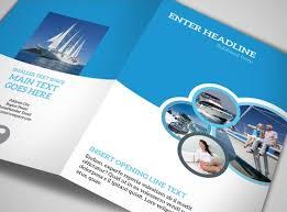 Free Two Fold Brochure Template Bi Fold Brochure Design Templates Free Bi Fold Brochure Templates