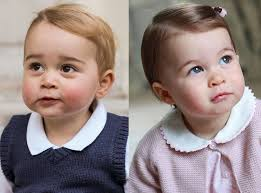 Princess Charlotte Looks Like Her Brother Prince George in New Photos - E!  Online - CA