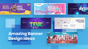 Best Font For Banner Design Amazing Banner Design Ideas To Impress Your Potential