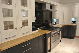 A Frame Kitchen Milton Charcoal And Oak In Frame Kitchen Interior Designs North East