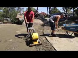 plate compactor rental lowes. Delighful Plate Using A Rental 20inch Vibratory Plate Compactor In Lowes S