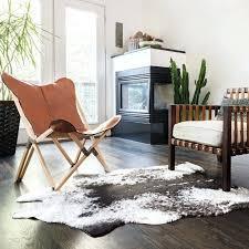 faux animal rug rugs area ideas within prepare 6 zebra australia