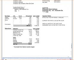 Pictures Adp Pay Stub Template Adp Pay Stub Template Sample How To
