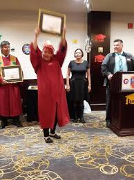 Lydia Thomas and Val Teed graduated from... - Saik'uz First Nation