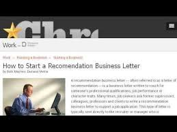 How To Cite An Attachment In A Business Letter Youtube