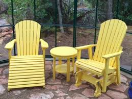 yellow outdoor furniture. Come Visit Us At Home And Garden Shows In 2017/ 2018: Yellow Outdoor Furniture