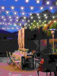 Rope Lighting Ideas Outdoors Depot Patio Covered Pole Balcony Rope Lights Led Railing