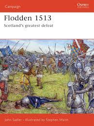 Image result for battle of flodden map