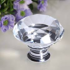 modern glass door knobs. Awesome Clear Glass Knobs For Your Furniture Knob Decoration: Cool Crystal Modern Door O