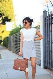 stylish office. sazan hendrix tips for styling how to office chic glassons stylish