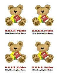 Teddy Bear Chart Teddy Bear Themed Mega Pack Bear Folder Clip Chart Behavior Logs More