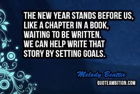 New Year Resolution Quotes 2017