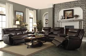 Coaster MacPherson Casual Leather Match Reclining Sofa - Coaster Fine  Furniture