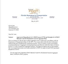 Aggregate Material Certified For Fdot Masterrock We Rock Your