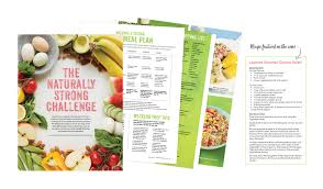Meal Plans — Naturally Strong Nonie