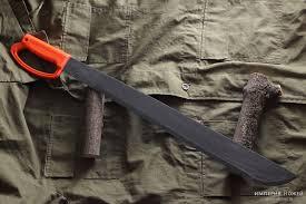 """<b>Нож</b> Мачете OKC 12"""" Camper - Orange <b>Ontario</b> - Империя <b>ножей</b>"""