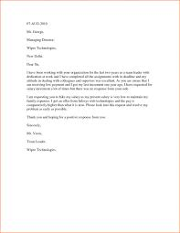 pay raise letter samples thank you for salary increase letter sample sufficient picture