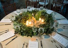 40 round wedding table decor ideas you ll love