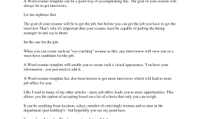 Jobs Without Resume | Resume CV Cover Letter