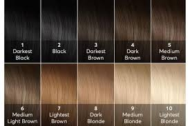 Hair Colour Level Chart 5 Or 6 In 2019 Mixing Hair Color Hair Levels Hair Color