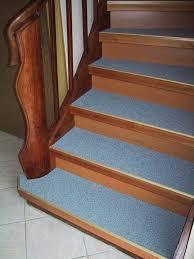 Treppenstufen mit teppich zu belegen ist eine sehr komplizierte und vor allem sehr aufwändige sache. Teppich Auf Treppe Verlegen Ist Ein Kinderpiel Mit Den Renoprofil Treppenprofilen