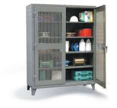 Strong Hold Products Ventilated Industrial Storage
