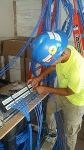 Cable Installation Job What A Network Cabling Professional Does Wc Mcbride Electrical
