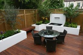 backyard decking designs. Decking Design London Elegant Walled Outdoor Entertaining Space Trex Deck Designs Simple . Software Backyard