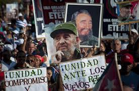 Amigos de Cuba desfilarán el 1 de mayo