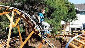 10 Thrilling Backyard Roller Coaster VideosBackyard Roller Coasters For Sale