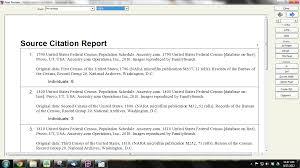 Book Report Citation