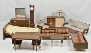 wooden barbie dollhouse furniture. very rare vintage 1950u0027s mattel doll house furniture wood barbie ebay ouch this set just sold for 58555 1585 in shipping i donu0027t think iu0027mu2026 wooden dollhouse