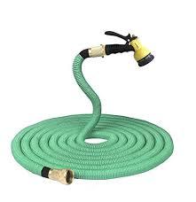 25 ft garden hose. NaturoHose New {IMPROVED} Expandable Garden Hose (25ft,50ft,75ft 100ft) 25 Ft A