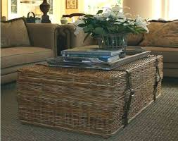 fashionable rattan coffee table brown rattan coffee table lovely wicker cocktail table round wicker coffee table