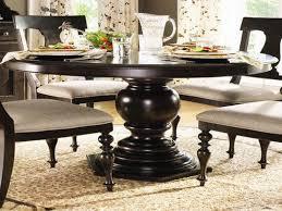 beautiful ideas dark wood round dining table amazing round wood dining table alexa o bedroom vfwpost1273