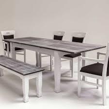 Cool Massivholz Esstisch Ausziehbar Entwürfe 2264