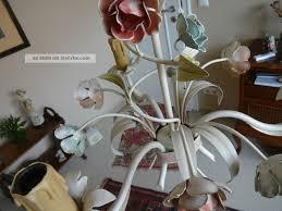 Toller Kronleuchter Deckenleuchter Florentiner Stil Rosen