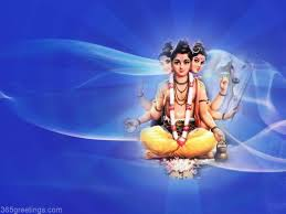 Image result for images of sri dattatreya