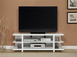 furniture white wooden corner tv stand with shelves and short