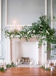 50 wedding fireplace decor ideas happyweddcom